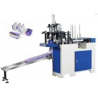 Quality High Efficiency Paper Box Making Machine PLC Intelligent Control System for sale