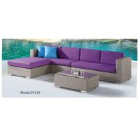 China outdoor sofa furniture rattan modular sofa --9132 wholesale