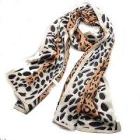 China Black and Yellow Scarf (LC237) wholesale
