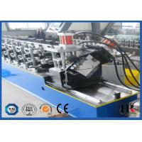 China High Speed Steel Structure Ceiling Frame Making Machine with Gcr12 Cutter wholesale