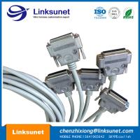 China 25 PIN Female Connector Soldering Wiring Harness wholesale