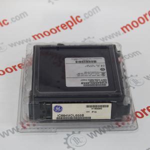 China IC693CMM321  GE Fanuc Ethernet Interface TCP/IP Module wholesale
