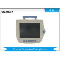China Mobile 5 Multi Parameter Patient Monitor 80VA Power Audible And Visual Alarm wholesale