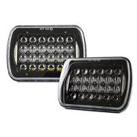 China 5D Lens Car LED Headlights 7x6 Projector Headlights For H6054/H5054/H6054LL wholesale
