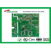 China PCB Fabrication 6L OSP Electronic PWB with Impedance Control 1.6mm wholesale