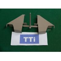 Quality China TTi Two Cavities Plastic Injection Molded Parts for Building Parts for sale