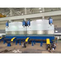 China Double linkage cnc hydraulic plate bending machine for light pole production line wholesale