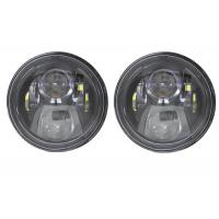 China 7 Inch Jeep JK LED Headlights Conversion Kit For TJ FJ Hummer Trucks Motorcy wholesale