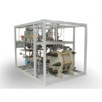 Quality Skid Mounted 4500m3/h Hydrogen Generation Plant 50kw 50Hz 250KVA for sale