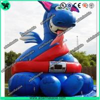 China Cute Inflatable Dragon,Inflatable Dragon Cartoon,Inflatable Dinosaur Costume wholesale