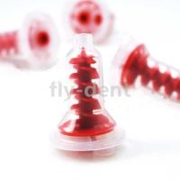 Quality Dental Dynamic Penta Mixing Tips Impression Red for sale