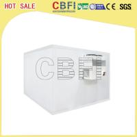 China Easy Installation Cold Storage Units With Air Cooling Condenser 50mm - 200mm Thickness wholesale