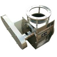 Buy cheap Sanitary type rotary airlock valve inside polished from wholesalers