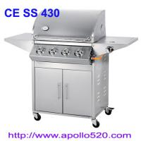China Free Stand Gas Barbeque wholesale