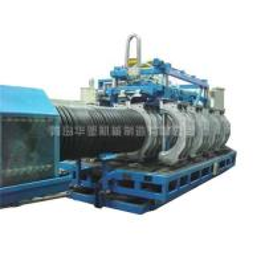 China Double wall corrugated pipe machine on sale