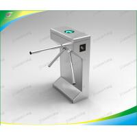 China Security Bi-Directional Tripod Turnstile Gate Control System 110/220-240V wholesale