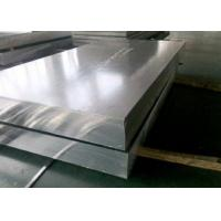 China Mill Finished Aluminum Alloy Plate , 1050 H14 Aluminium Sheet With Paper on sale