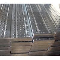China Kwikstage steel and aluminum Scaffold Plank thickness 1.8mm / 1.5mm wholesale