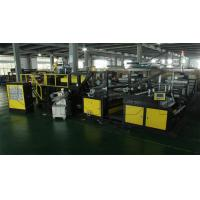 Quality PLC Double Layer Stretch Wrap Machine For Furniture Packing 500 - 1000 mm for sale