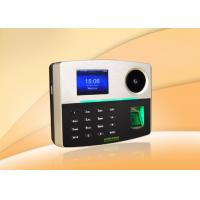 China 3 Inch TFT Screen Palm Recognition Fingeprint Access Control System With Battery wholesale