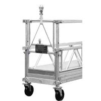 China Window Cleaning Machine Powered Suspended Access Platforms 800kg - 1200kg wholesale