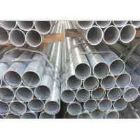 China Hot Dip Galvanized Steel Pipe 2.2 - 10 Mm Thickness 10mm - 1680mm OD wholesale