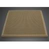 China High Temperature Cordierite Industrial Ceramic Plate Holes Gas Burners wholesale