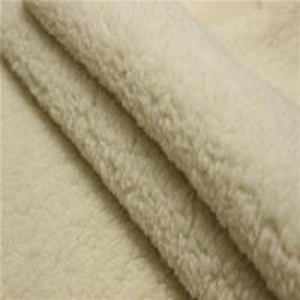 China 100% polyester sherpa fleece fabric on sale