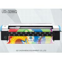 China Canvas Eco Solvent Wide Format Printing Machines Phaeton UD 3286Q For Vinyl wholesale