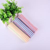 China QF410 Little Checkers Poly / Cotton Kitchen Tea Towels Kitchen Towels 45*65cm wholesale