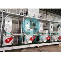China Biomass Wood Pellet Production Line Agricultural Waste Pellet Processing on sale