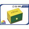 China Simple Design Cardboard Packaging Box Rigid Drawer Box For Belt , Wallet , Necktie wholesale