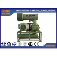 China Pressure 10-50KPA Positive 3 Lobe Roots Blower with rotary speed 700-1500rpm wholesale