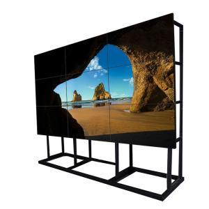 China Educational Seamless Video Wall Lcd Monitors , Ultra Narrow Bezel Multi Screen Wall on sale