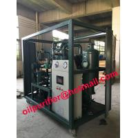 China elctro transformer oil polishing machine,  vacuum  dielectric oil recycling system wholesale