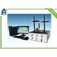 China ISO 9151 Heat Transmission Textile Test Equipment on sale