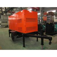 China Automatic 100 KVA Mobile Diesel Generator Silent Type For Emergency And Standby wholesale