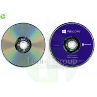 Buy cheap Activated Online Working Lifetime Windows 10 Pro OEM Spanish Version DVD + Key Sticker from wholesalers