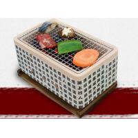 Buy cheap Newest mini Japanese Tabletop yakiniku oven ceramic bbq grill from wholesalers
