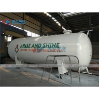 China 20 Tons DN2400mm Propane Storage Tanks For Gas Plant wholesale