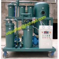 China Vacuum Oil Dehydration and purifier machine model TYA especially for high water content wholesale