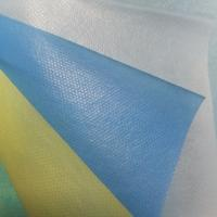 China Coated Laminated Non Woven Fabric / Disposable Non Woven Fabric For Medical Use wholesale