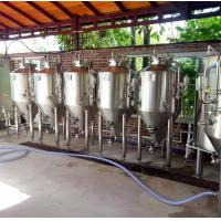 China professional beer brewery equipment, SUS304 200l beer brewing equipment wholesale