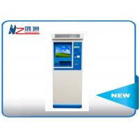 China IP66 interactive touch screen information kiosk self check in kiosk with keyboard wholesale