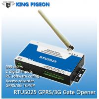 King Pigeon RTU5025 Mobile phone calling gsm door openers with 999 authorized phone numbers