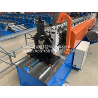 Buy cheap Omega 1.5mm 45m/Min Purlin Roll Forming Machine from wholesalers