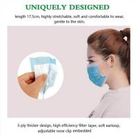 China Non  Irritating  Disposable Surgical Face Masks  Comfortable To Wear wholesale