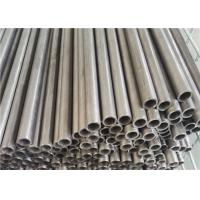 China ERW Welded Hollow Steel Tube , Carbon Steel E235 1.5 Inch Steel Pipe wholesale