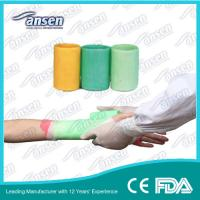 China 3inch color orthopedic casting tape with CE & FDA approved wholesale