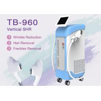 China 3000W SHR Multifunctional Hair Removal Skin Rejuvenation Wrinkle Removal Equipment For Beauty Salon on sale